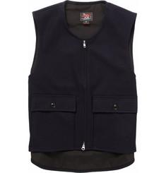 Woolrich Woolen Mills Wool-Blend Elmer Waistcoat