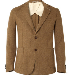 Gant Rugger Herringbone Tweed Suit Blazer