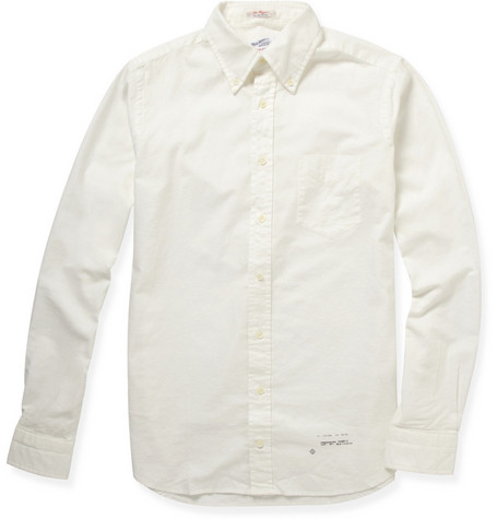 Gant Rugger Button Down Collar Oxford Shirt