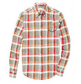 Gant Rugger Cotton Twill Plaid Shirt