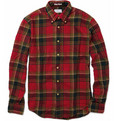 Gant Rugger Plaid Flannel Shirt