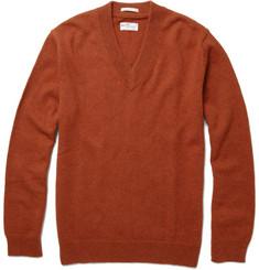 Gant Rugger Classic V-Neck Sweater