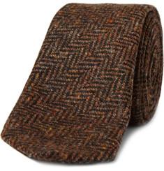Gant Rugger Herringbone Tweed Tie