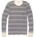 Rag & bone - Long Sleeve Striped T-shirt
