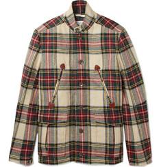 Rag & bone Plaid Wool Jacket