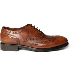 Paul Smith Shoes & Accessories Vintage Style Leather Brogues