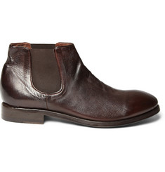 Paul Smith Shoes & Accessories Dip Dye Chelsea Boots