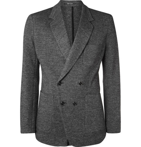 Viktor & Rolf Deconstructed Double-Breasted Blazer