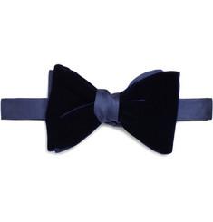 Lanvin Double Bow Tie