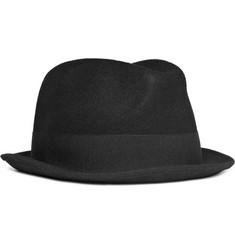 Paul Smith Shoes & Accessories Wool Trilby Hat