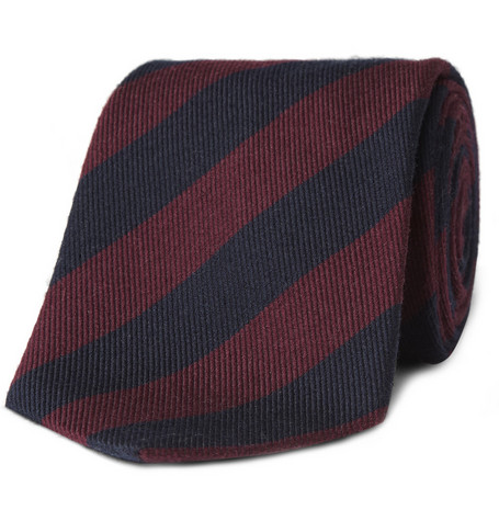 Paul Smith Shoes & Accessories Wool Blend Tie
