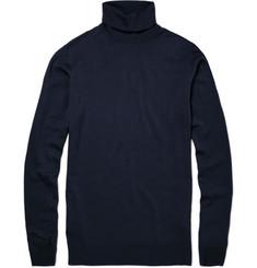 John Smedley Belvoir Rollneck Sweater