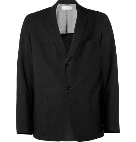 Margaret Howell Unstructured Wool Blazer