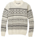 Margaret Howell - Fair Isle Crew Neck Sweater