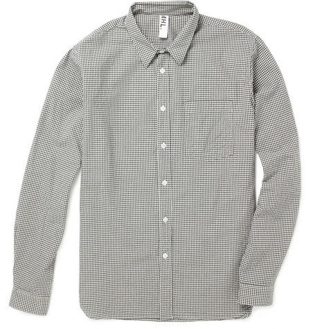 Margaret Howell MHL Check Cotton Shirt
