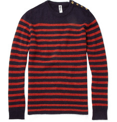Margaret Howell MHL Striped Wool Sweater