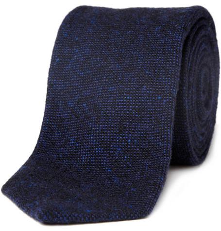 Richard James Donegal Cashmere Tie