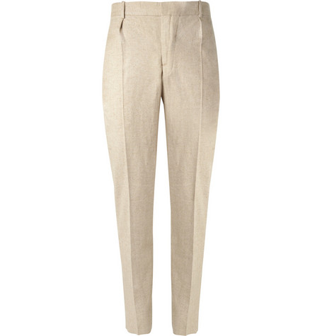 E. Tautz Pleated Trousers