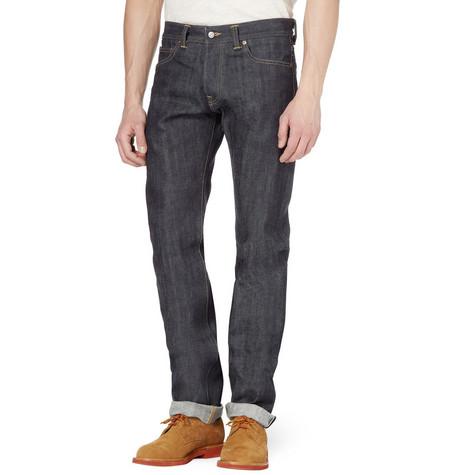 EdwinED71 Slim Leg Raw Selvedge Jeans