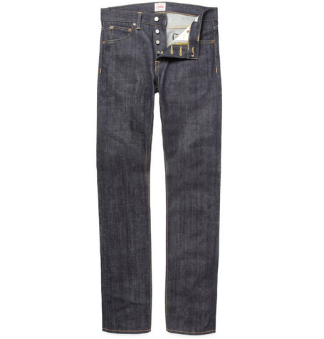 Edwin ED71 Slim-Fit Raw Selvedge Jeans