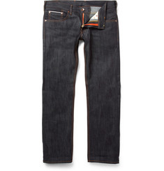 Edwin Sen Slim-Fit Raw Selvedge Jeans