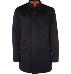 Loro Piana<br /> Storm System Waterproof Cashmere Overcoat