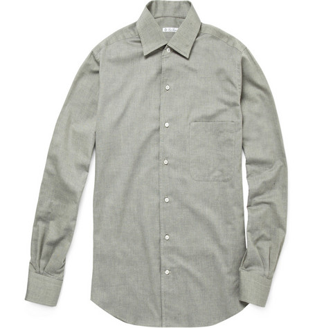 Loro Piana Classic Cotton Shirt