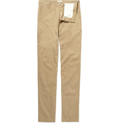 Folk Tapered Cotton Chinos