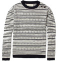Oliver Spencer - Fair Isle Knit Sweater