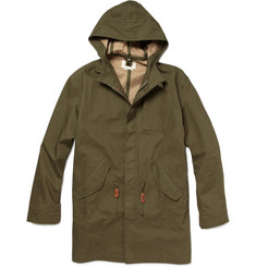Levi's Made & Crafted Cotton Parka Coat