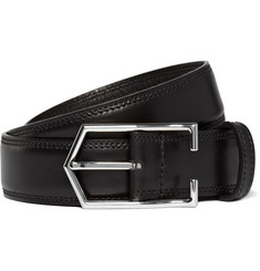 John Lobb Leather Belt