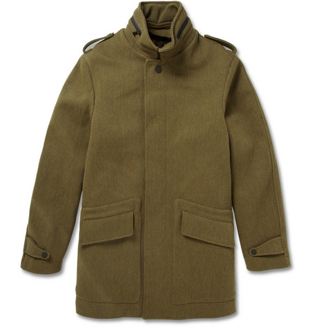 Slowear Montedoro Heavyweight Padded Coat