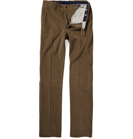 Slowear Cotton Corduroy Trousers