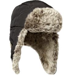 Woolrich Arctic Rabbit Trimmed Hat