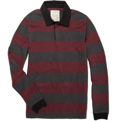 Aubin & Wills Hynes Cotton Rugby Shirt