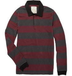Aubin & Wills Hynes Cotton Rugby Shirt