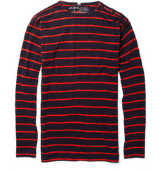 Aubin & Wills Glazebrook Long-Sleeved Breton T-Shirt