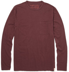 Aubin & Wills Hasguard Long Sleeve T-Shirt