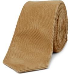 Aubin & Wills Hynecroft Corduroy Tie