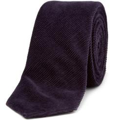 Aubin &#038; Wills<br /> Hynecroft Corduroy Tie