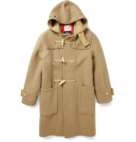 Gloverall Monty Heavyweight Duffle Coat