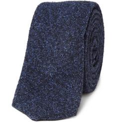 Alexander Olch The Boris Donegal Tweed Wool Tie