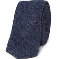 Alexander Olch The Boris Donegal Tweed Wool Tie