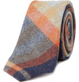 Alexander Olch The Winters Plaid Wool Tie