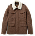 A.P.C. - Heavyweight Harris Tweed Jacket