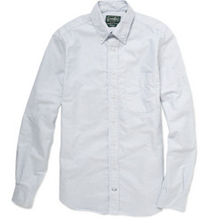 Gitman Vintage Striped Button-Down Collar Oxford Shirt
