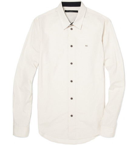 Marc by Marc Jacobs Contrast Button Shirt