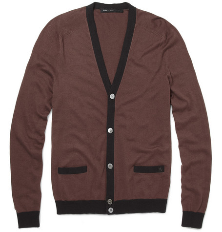 Marc by Marc Jacobs Silk-Blend Cardigan