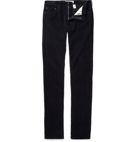Marc by Marc Jacobs Washed Corduroy Trousers