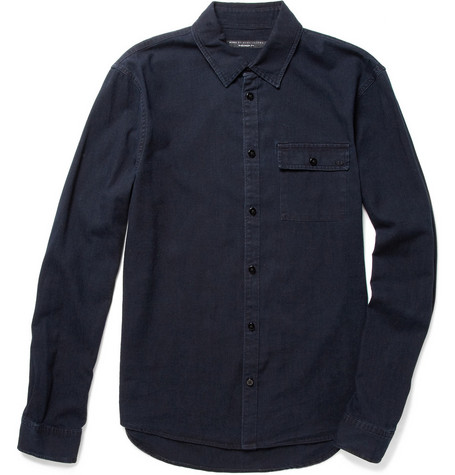 Marc by Marc Jacobs Dark Denim Shirt